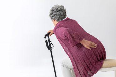 ①腰痛について