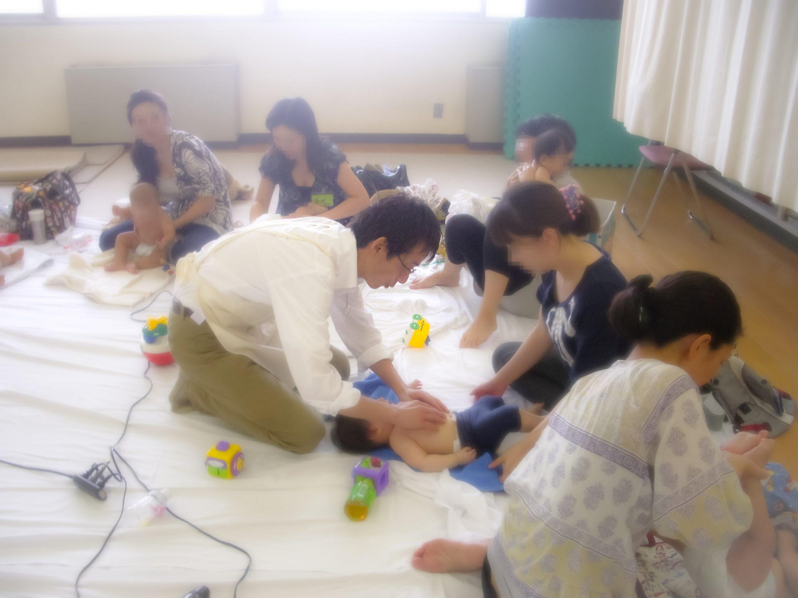 スキンタッチ教室