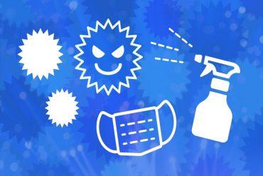 仕事とコロナ感染症連日報道によるストレス